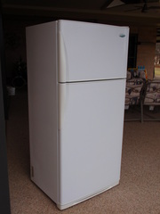 530L,  Westinghouse Fridge / Freezer