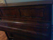 antique Piano A.J. powell and sons London.