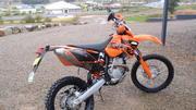 KTM EXCF 250 08