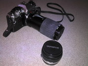OLYMPUS OM10 SLR 35mm Camera