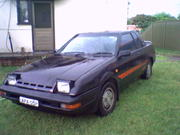 Nissan Exa ET Turbo 1984 model