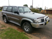 nissian patrol 2003 diesel turbo