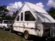 Aliner 2000 camper tralier
