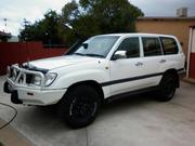 Toyota Land Cruiser TOYOTA LANDCRUISER 100 SERIES TURBO DIESEL LOW KMS