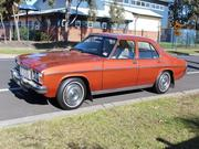 1977 HOLDEN premier Holden HX Premier