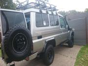 Toyota Land Cruiser Toyota landcruiser vdj78r troopy lots spent.