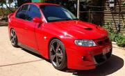2001 holden 2001 Holden Special Vehicles GTS Manual
