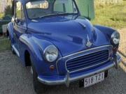 1955 MORRIS minor 1955 Morris Minor Manual