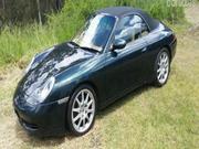 2001 PORSCHE 2001 Porsche 911 Carrera Cabriolet 996 Auto