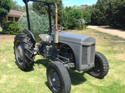 Grey Ferguson TEA 20 tractor